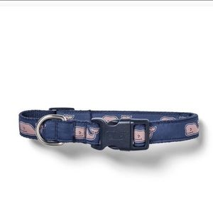 NWT Vineyard Vines Target Whale Dog Collar L